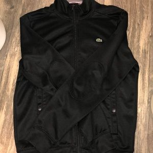 Vintage Lacoste sweater zip up